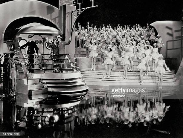 Rudy Valle in Sweet Music with Ann Dvorak A Warner Bros Production Corporation picture