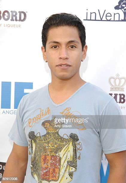 Rudy Youngblood attends the Women in Film Screening of The Duchess at Paramount Studios on September 17 2008 in Los Angeles California