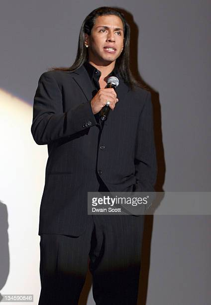 Rudy Youngblood during Apocalypto Oklahoma City Screening in Oklahoma City Oklahoma United States
