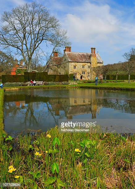 Rudyard Kipling's country home, now a National Trust property.The money from his Nobel Prize was used to finance the creation of the formal part of...