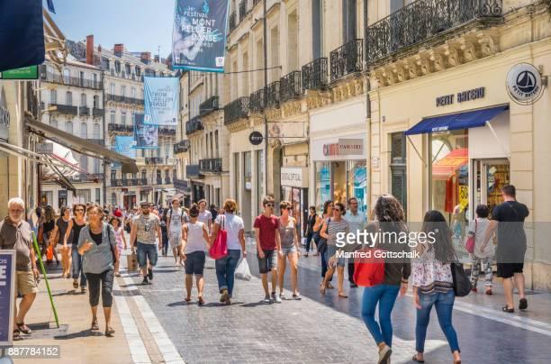 Rue de la Loge Montpellier