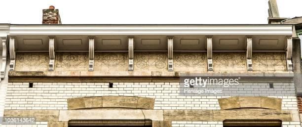 47 Rue de Magistrat Ixelles Brussels Belgium c20142017 Designed by Alfred Sarot 1904