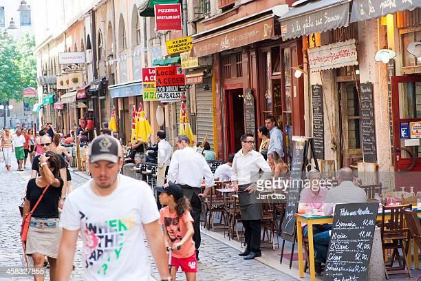 Rue des Marronniers de Lyon