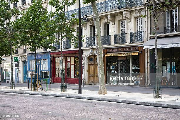 Rue des Medicis, Paris, France