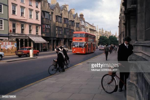 Rue d'Oxford RoyaumeUni