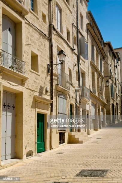 Rue Gariel,Montpellier, Herault, France