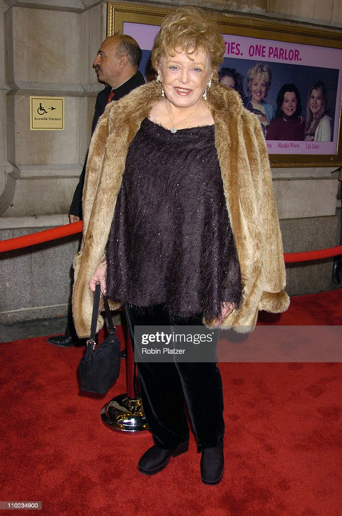 """""""Steel Magnolias"""" Opening Night on Broadway - Outside Arrivals"""