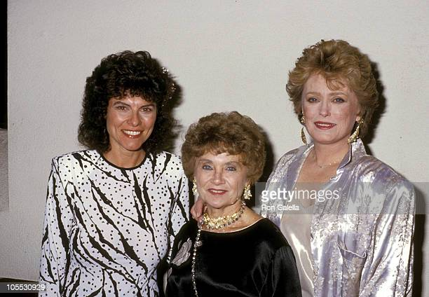 Rue McClanahan, Estelle Getty and Adrienne Barbeau
