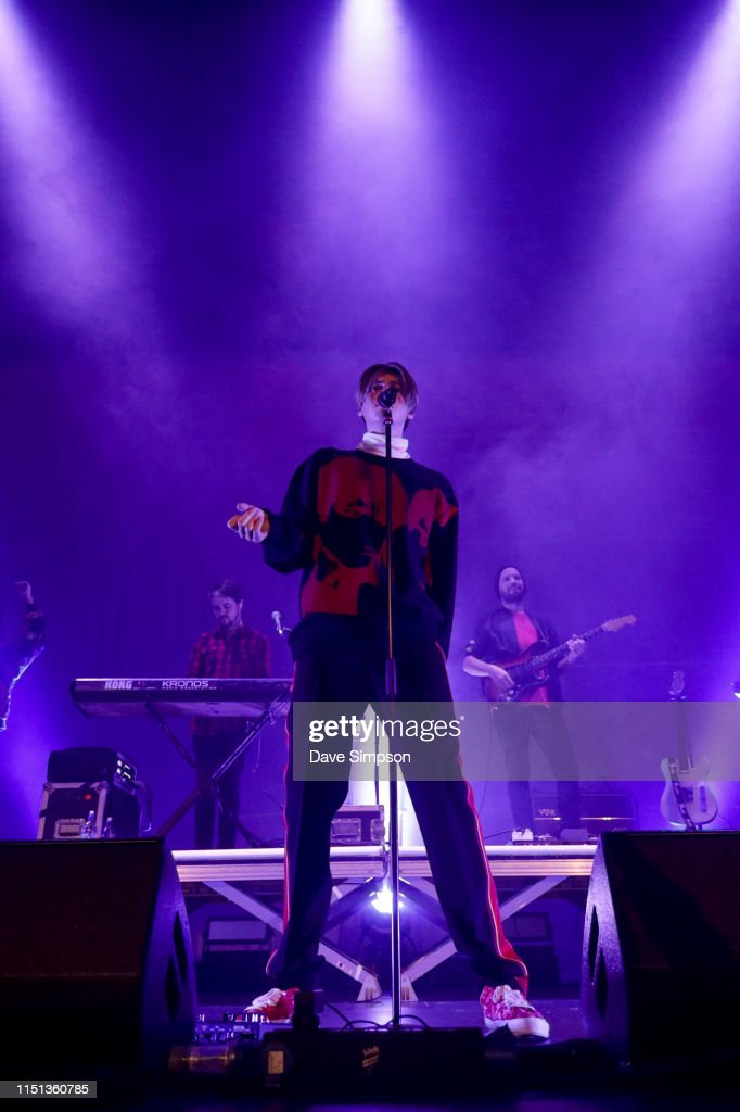 NZL: Ruel Performs In Auckland