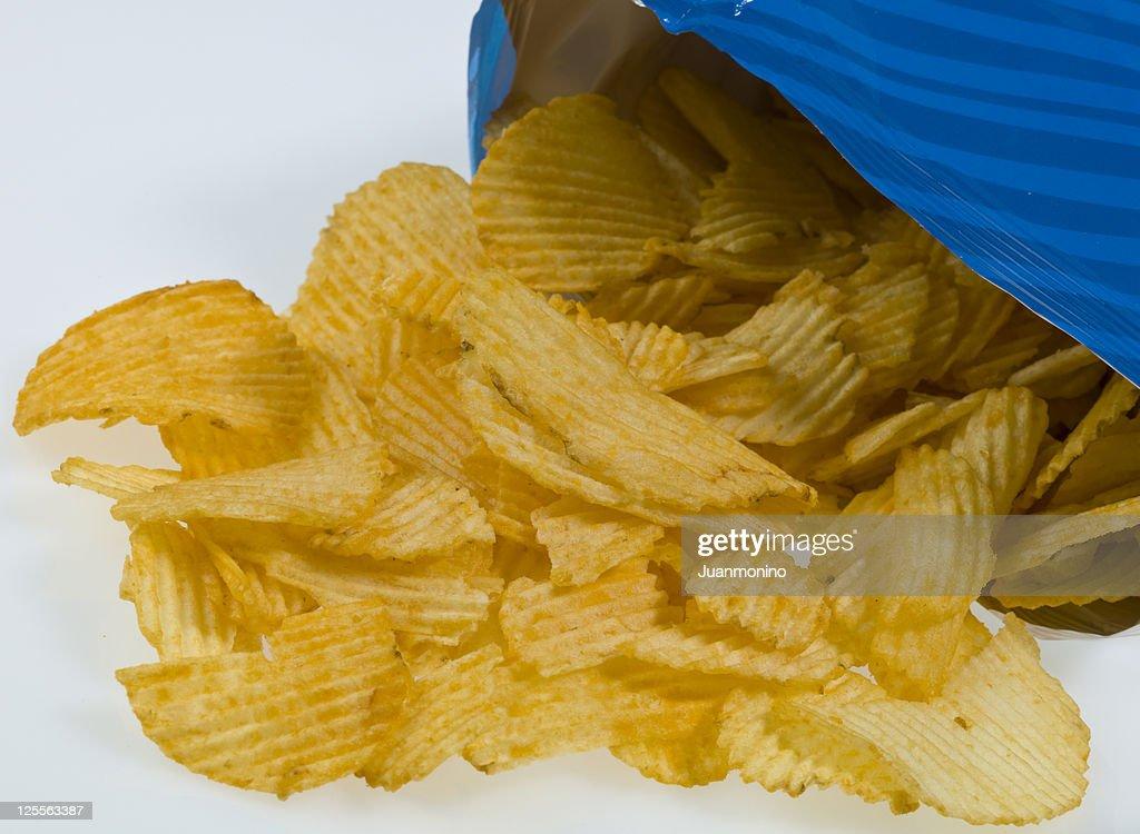 Ruffles : Stock Photo