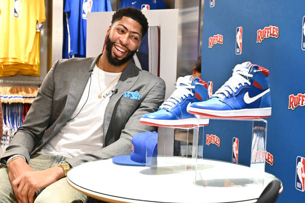 """NY: Ruffles, The Official Chip Of The NBA Partners With Anthony Davis In The First-Ever """"Chip Deal"""""""