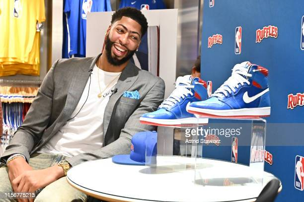 """Ruffles, the Official Chip of the NBA, Partners with Six-Time NBA All-Star Anthony Davis in the First-Ever """"Chip Deal,"""" featuring the debut of a..."""
