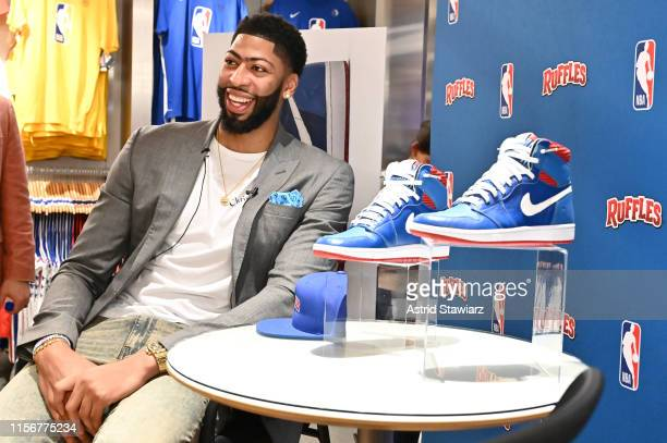 """Ruffles the Official Chip of the NBA Partners with SixTime NBA AllStar Anthony Davis in the FirstEver """"Chip Deal"""" featuring the debut of a..."""