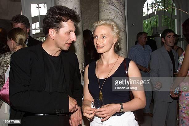 """Rufus Beck + Marita Marschall Bei Der Pro7 """"Film Sommer Nacht"""" In Hamburg"""