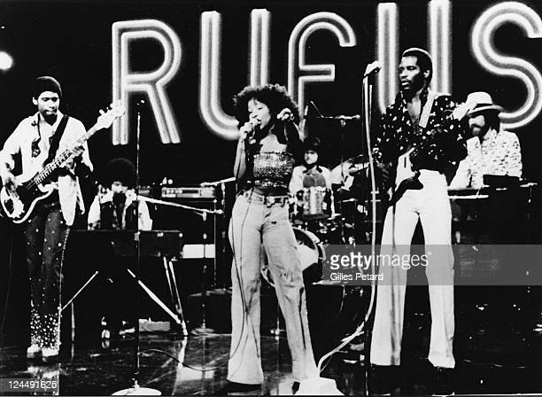 Rufus featuring Chaka Khan perform on US TV show Midnight Special 1975