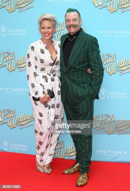 Rufus Hound attends the Gala performance of 'Wind In The Willows' at London Palladium on June 29 2017 in London England