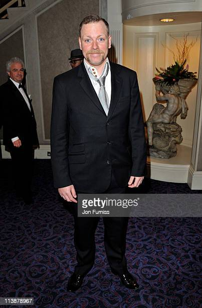 Rufus Hound ttends The 2011 Sony Radio Academy Awards at The Grosvenor House Hotel on May 9 2011 in London England