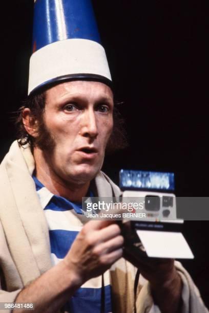 Rufus lors de son spectacle 'Rire à Pleurer' à Paris le 5 janvier 1984 France