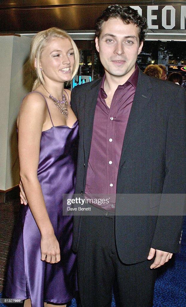 Rufus Sewell s Girlfriend