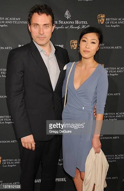 Rufus Sewell arrives at the 17th Annual BAFTA Los Angeles Awards Season Tea Party at the Four Seasons Hotel on January 15 2011 in Los Angeles...