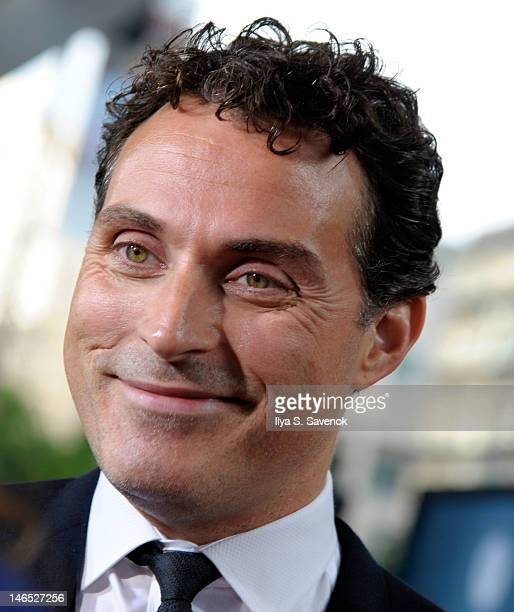 Rufus Sewell attends the Abraham Lincoln Vampire Slayer 3D New York Premiere at AMC Loews Lincoln Square 13 theater on June 18 2012 in New York City