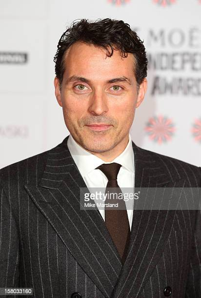 Rufus Sewell attends the British Independent Film Awards at Old Billingsgate Market on December 9 2012 in London England