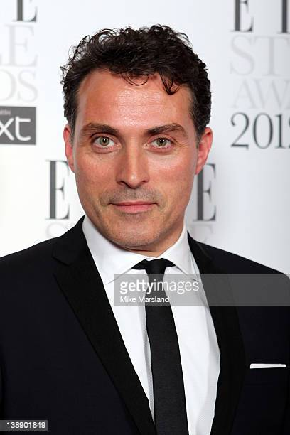 Rufus Sewell attends the ELLE Style Awards 2012 at The Savoy Hotel on February 13 2012 in London England