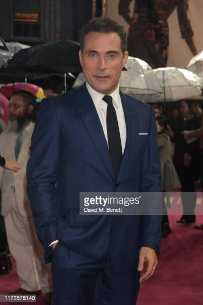 Rufus Sewell attends the European Premiere of Judy at The Curzon Mayfair on September 30 2019 in London England