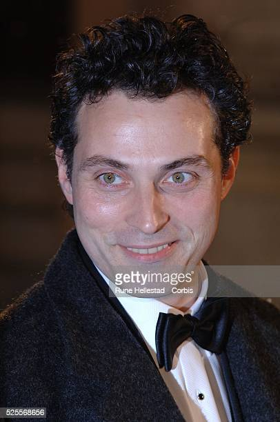 Rufus Sewell attends the premiere of The Chronicles of Narnia at Royal Albert Hall