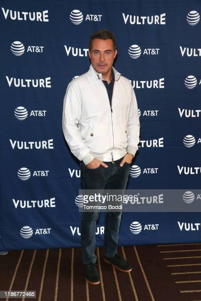 Rufus Sewell attends Vulture Festival Presented By ATT at The Roosevelt Hotel on November 10 2019 in Hollywood California