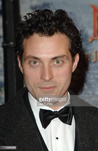 Rufus Sewell during 'The Chronicles of Narnia The Lion The Witch and the Wardrobe' London Premiere Inside Arrivals at Royal Albert Hall in London...