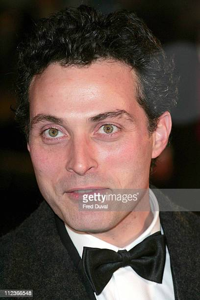 Rufus Sewell during 'The Chronicles of Narnia The Lion The Witch and the Wardrobe' London Premiere at Royal Albert Hall in London Great Britain