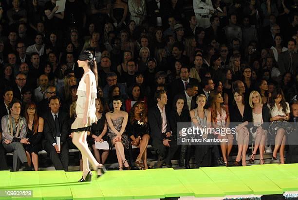 Rufus Wainwright Dita Von Teese Lil Kim Winona Ryder Eva Mendes Emily Mortimer and Kate Bosworth