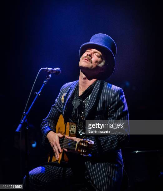 Rufus Wainwright performs at Royal Albert Hall on April 21 2019 in London England