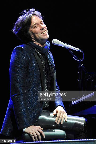 Rufus Wainwright performs at the Theatre Royal on April 6 2014 in London United Kingdom