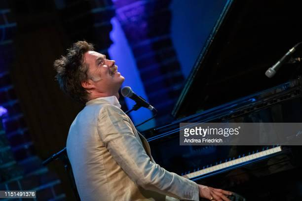 Rufus Wainwright performs live on stage during a concert at Passionskirche on June 22 2019 in Berlin Germany