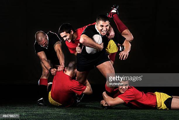 rugby action. - rugby union stock pictures, royalty-free photos & images