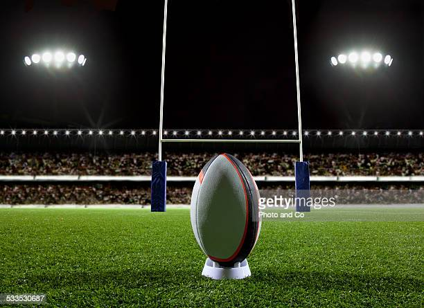 rugby ball - rugby stock-fotos und bilder