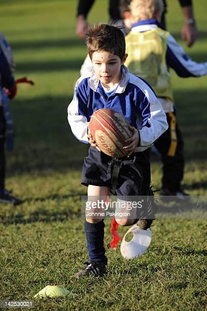 Rugby boy