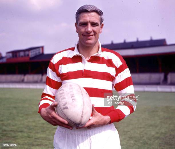 Rugby Eric Ashton Wigan his career spanned the years 19551969 and he was awarded the MBE in June 1966 for his services to Rugby league