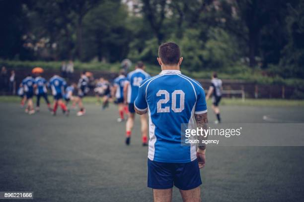 rugby game time - sports jersey stock pictures, royalty-free photos & images