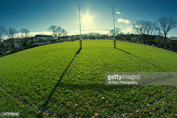 rugby ground - otago region stock pictures, royalty-free photos & images