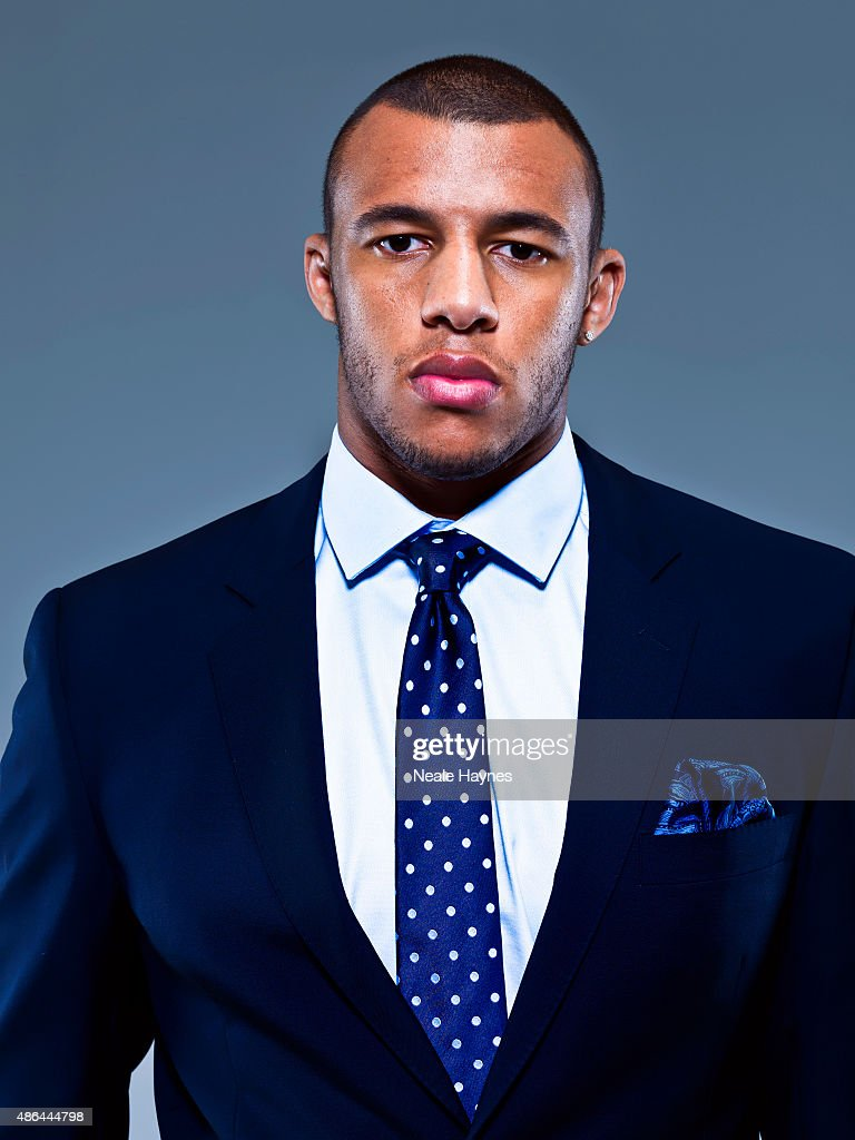 Rugby Player Courtney Lawes Is Photographed For Austin Reed Clothing News Photo Getty Images