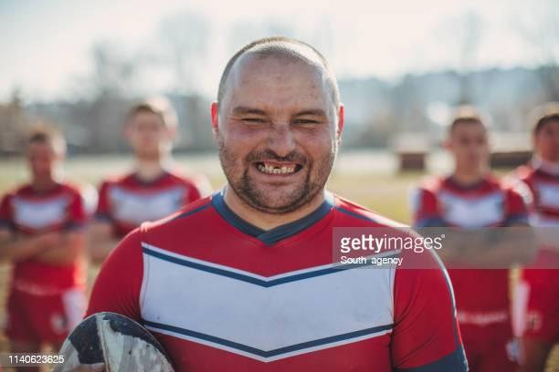 joueur de rugby - rugby union photos et images de collection