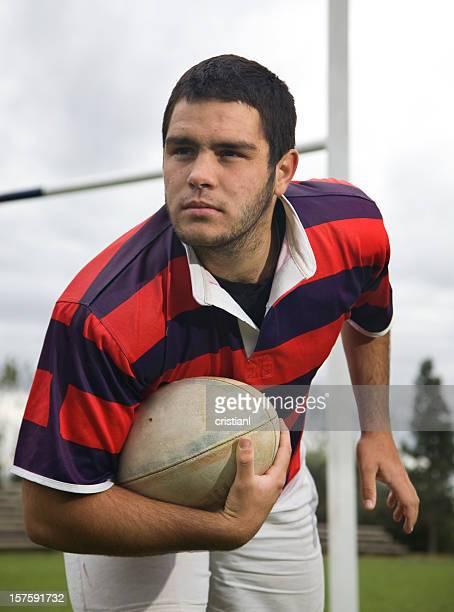 Joueur de Rugby