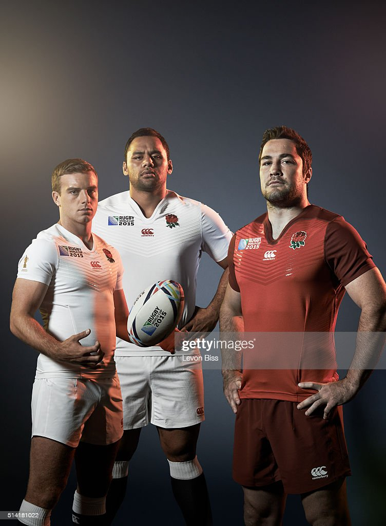 England Rugby Players, ES magazine UK, September 10, 2015