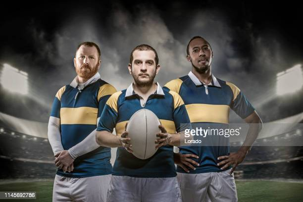 rugby players - rugby team stock pictures, royalty-free photos & images