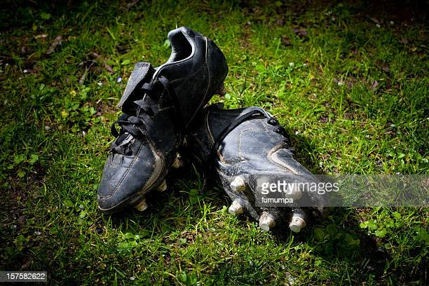 rugby shoes - rugby union stock pictures, royalty-free photos & images