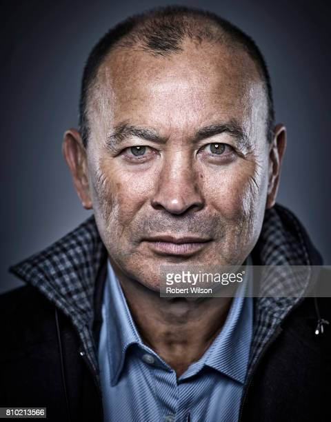 Rugby union coach Eddie Jones is photographed for The Times on January 9 2017 in Twickenham England