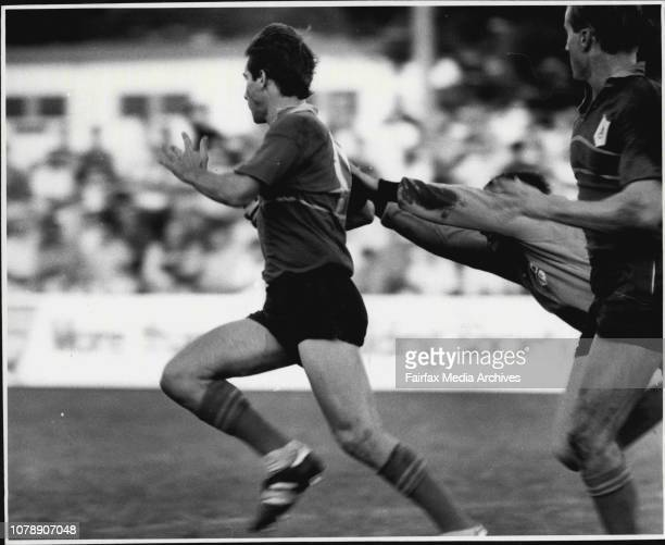Sydney Vs NSW country at T G Millner Field May 04 1985